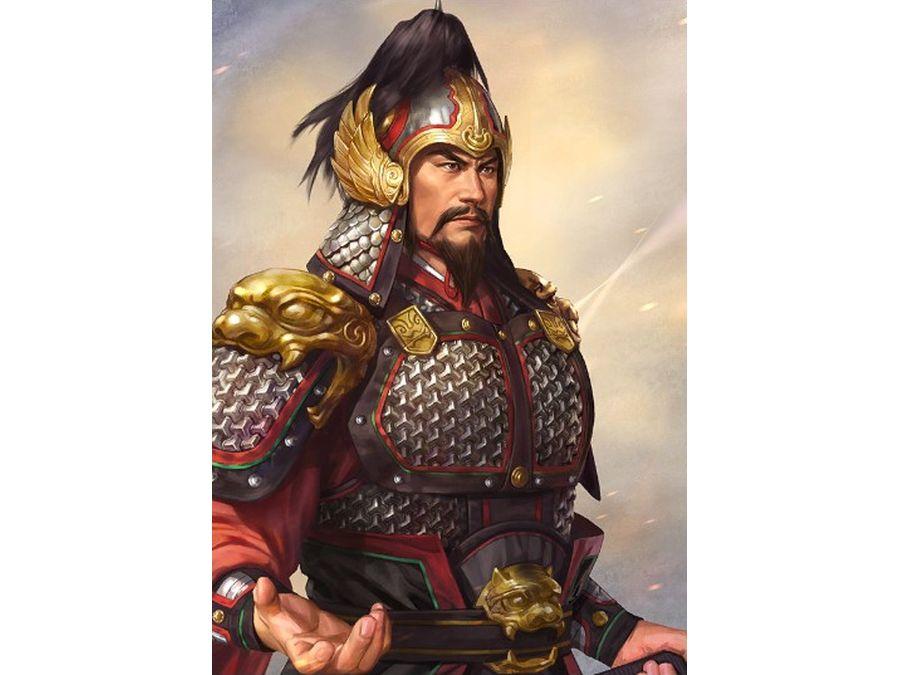 李靖 三国志14