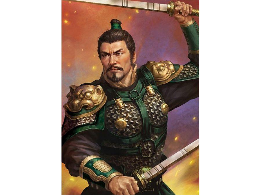 秦瓊 三国志14