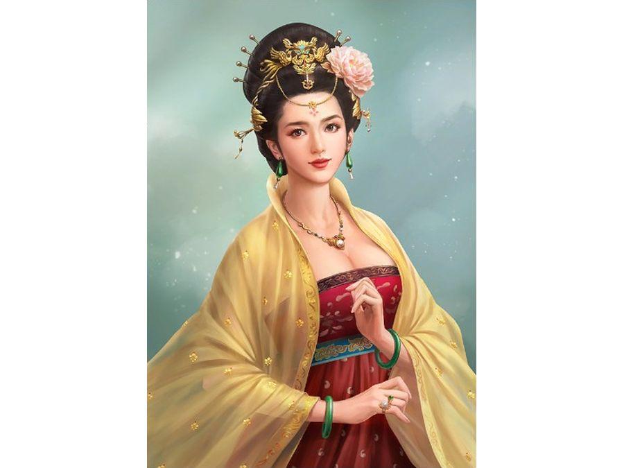 楊玉環 三国志14