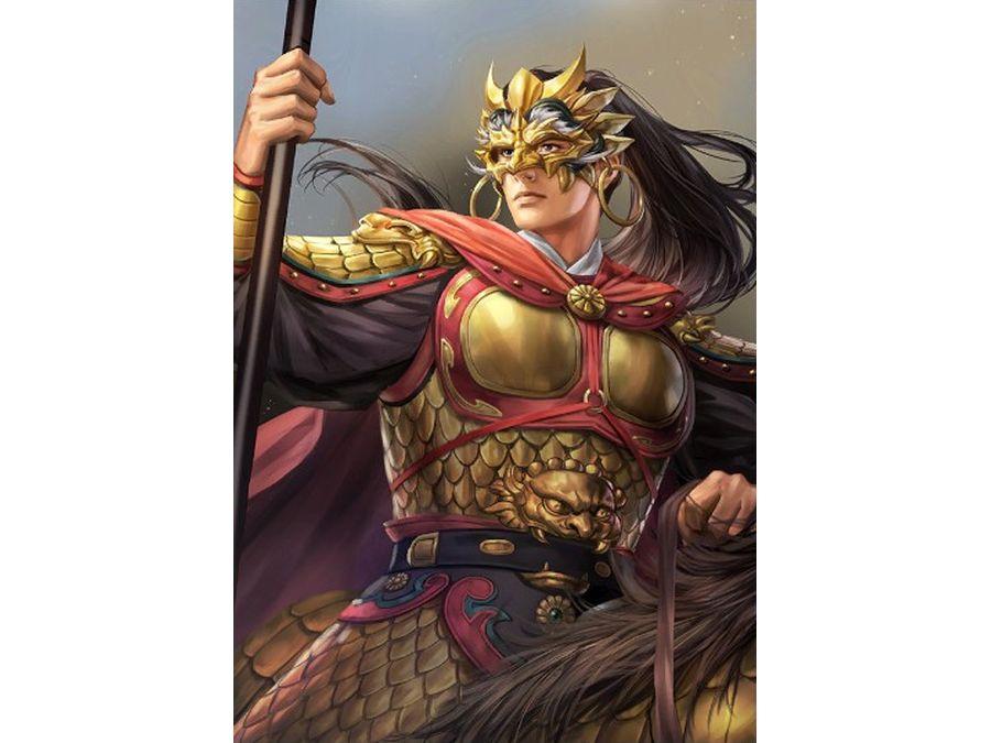高長恭 三国志14
